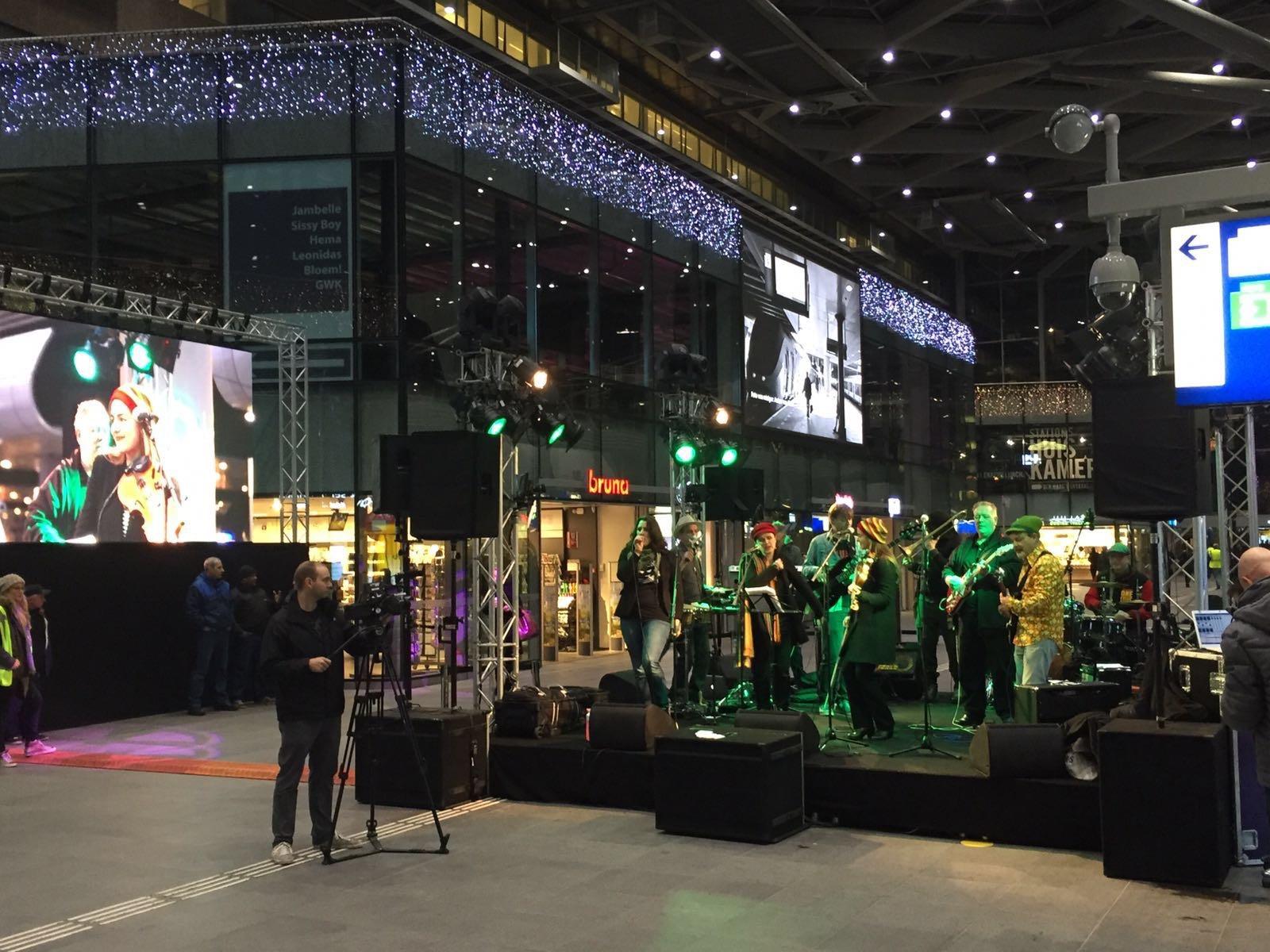 Den Haag Centraal Officiële Opening