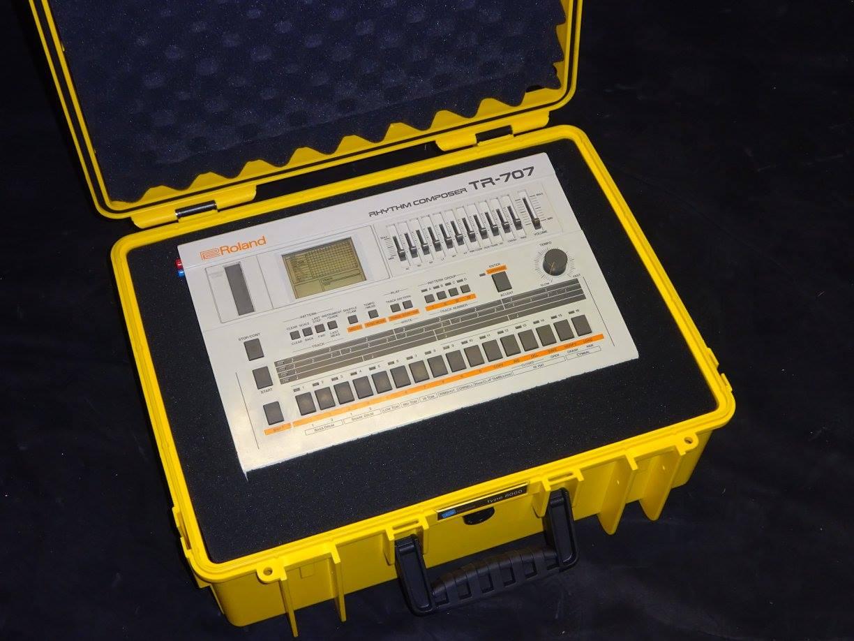 Roland DJ-gear Huren