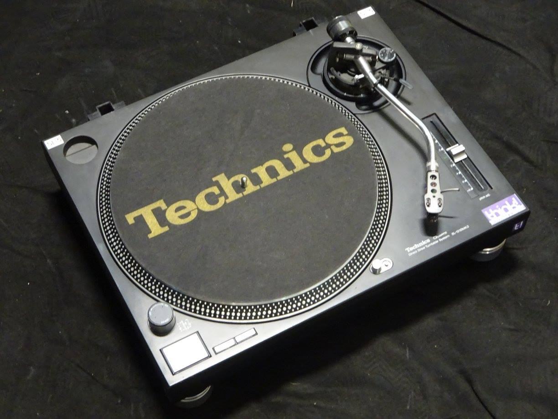 Technics Draaitafels Huren SL1210
