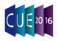 CUE 2016