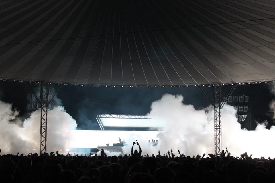 Funktion One Op Dekmantel Festival 2016