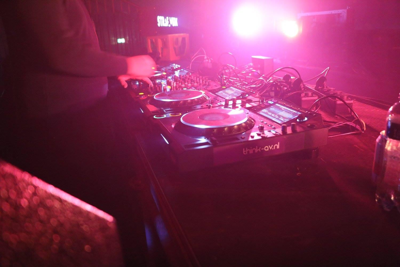 DJ Gear @ STRAF_WERK