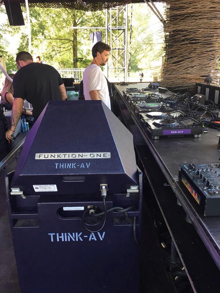 PSM318 DJ-monitor