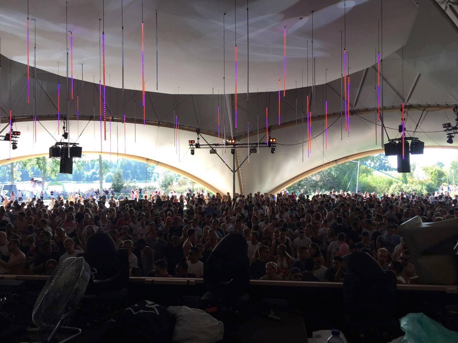 Techno Dome